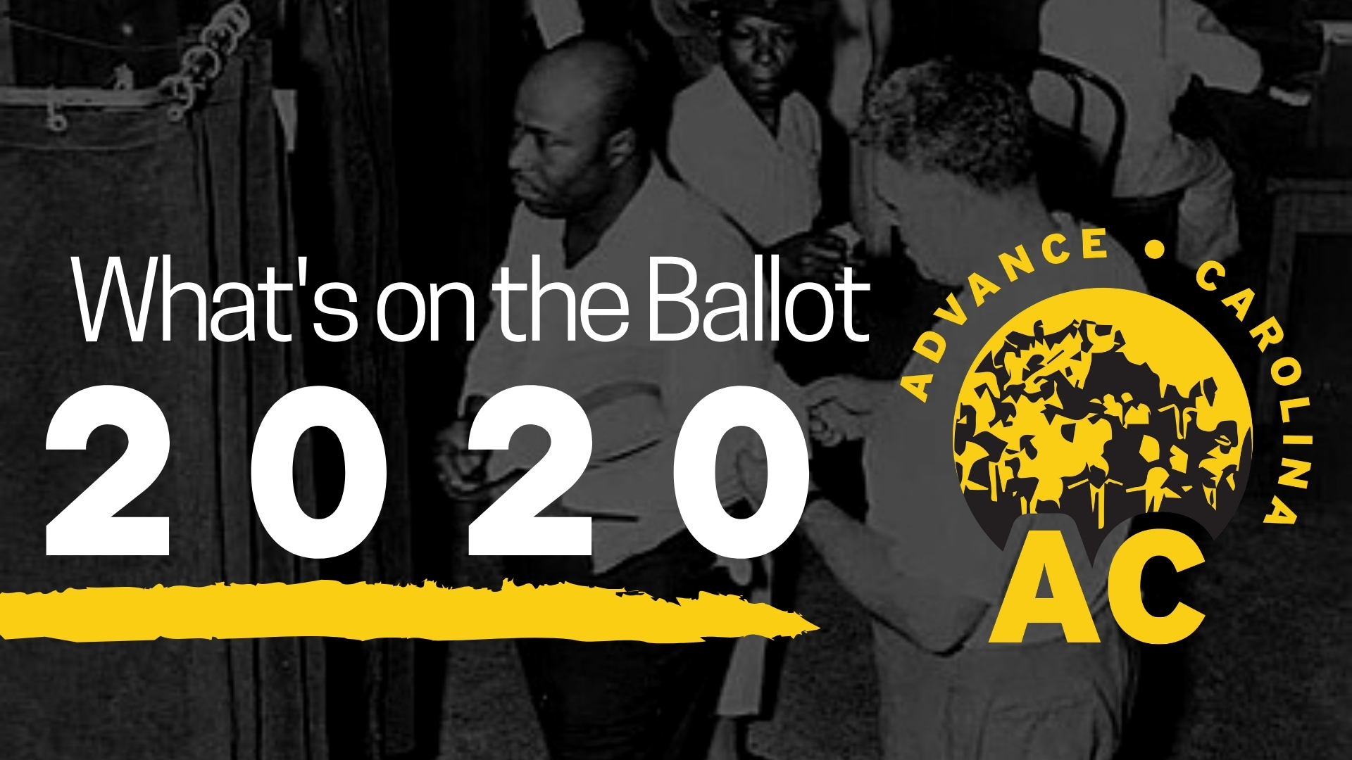 What's on the Ballot 2020